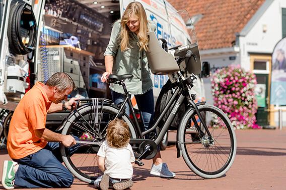 elektrische fiets abonnement