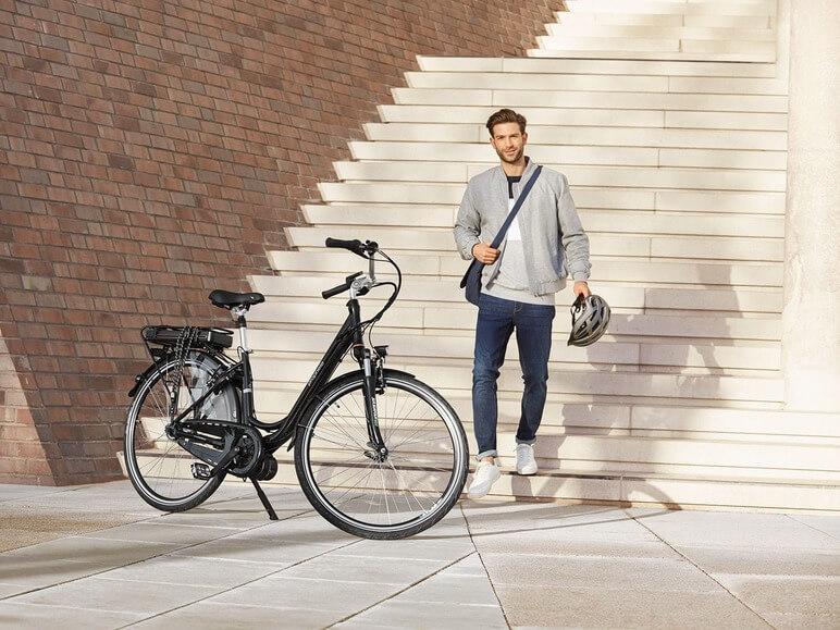 elektrische fiets lidl fietsned. Black Bedroom Furniture Sets. Home Design Ideas