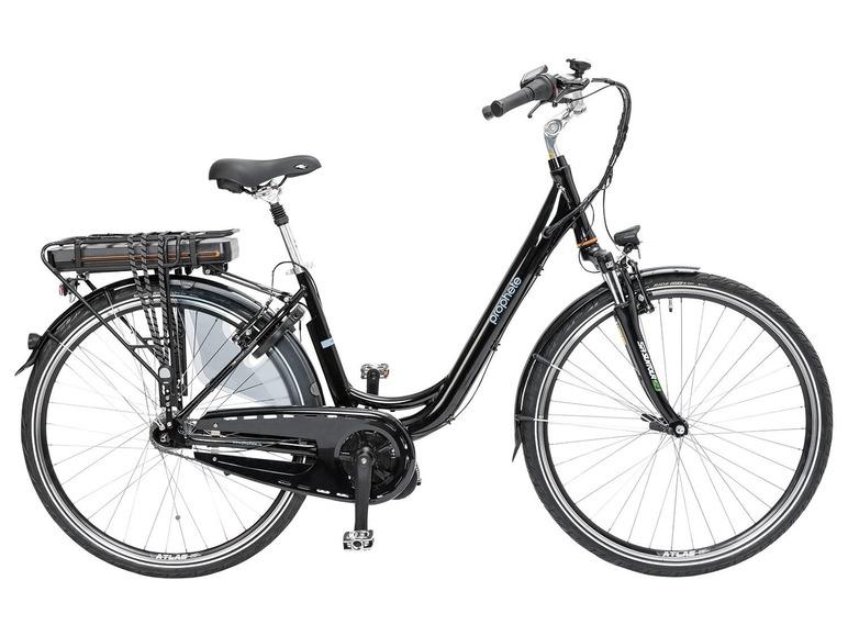 Elektrische fiets van de lidl