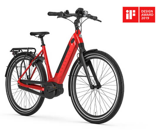 Ultimate C8+ HMB E-bike